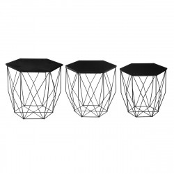 Lot de 3 tables à café Kumi octo Atmosphera