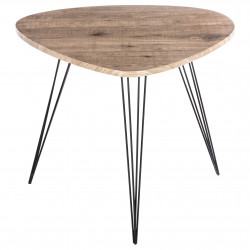 "Table d'appoint ""Neile"" 69 x 54 cm Atmosphera"