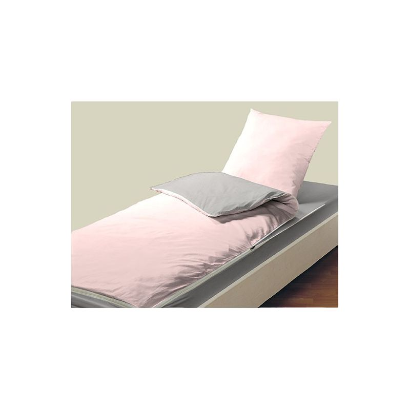 Kit de couchage caradou Rose organza / Grey