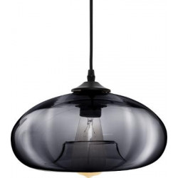 "Suspension ""Kaltag"" en verre Diamètre 28 cm Atmosphera"