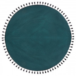 "Tapis rond coton ""Pop"" diamètre 120 cm Atmosphera"