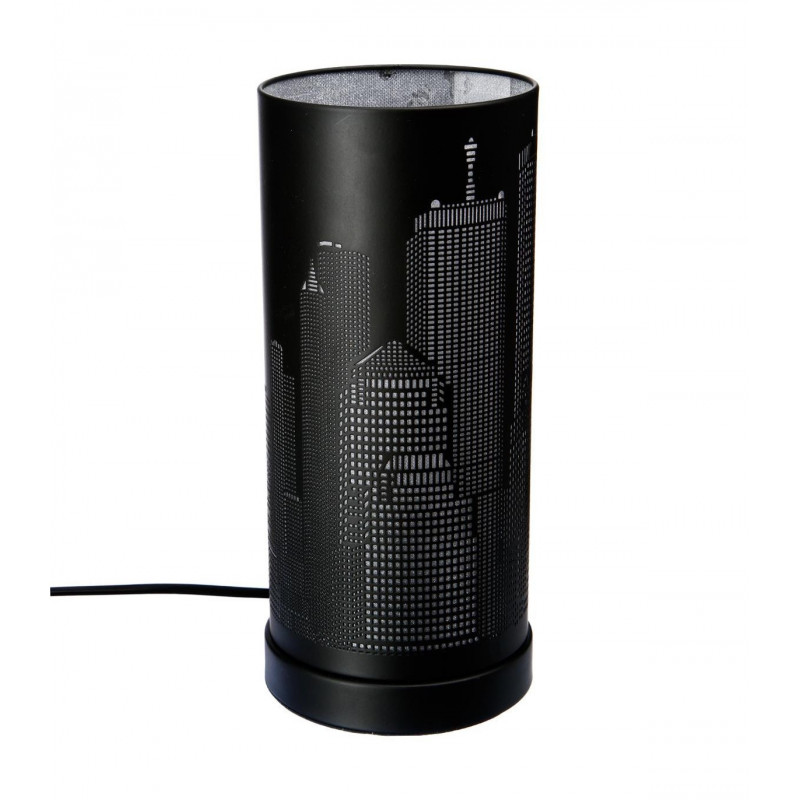 Lampe cylindre Touch New York Atmosphera