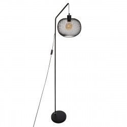 "Lampadaire arc ""Emie"" noir Atmosphera"