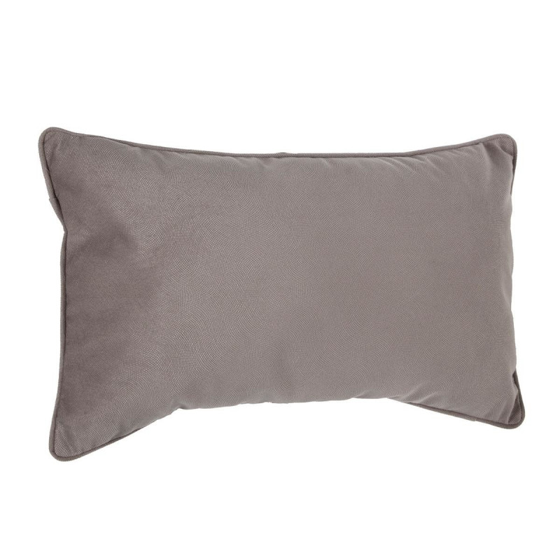 """Coussin """"Lilou"""" taupe 30 x 50 cm"""